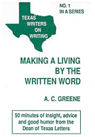 Making a Living by the Written Word